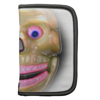 Cráneo Halloween del color Organizadores