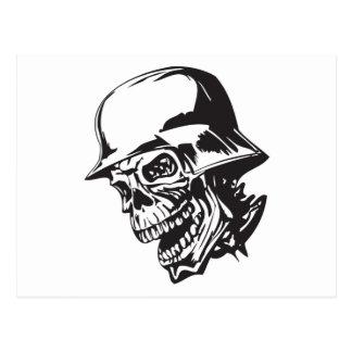 Cráneo humano 145 postales