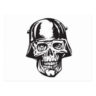 Cráneo humano 157 postales