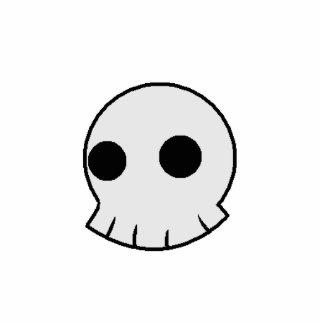 cráneo llavero fotográfico