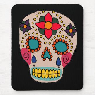 Cráneo mexicano del azúcar del arte popular