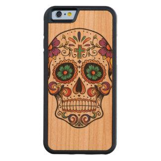 CRÁNEO MEXICANO FUNDA DE iPhone 6 BUMPER CEREZO