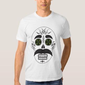 Cráneo mexicano playeras