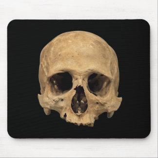 Cráneo Mousepad Alfombrillas De Ratones