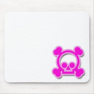 cráneo-movimiento alfombrilla de ratón