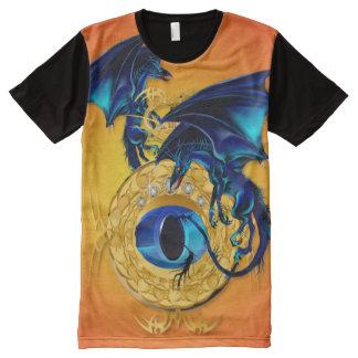 Cráneo oscuro - dragones malvados del Ojo-Time