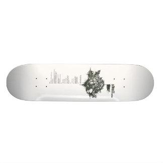 cráneo patinetas personalizadas