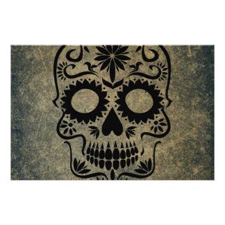 Cráneo Arte Fotográfico