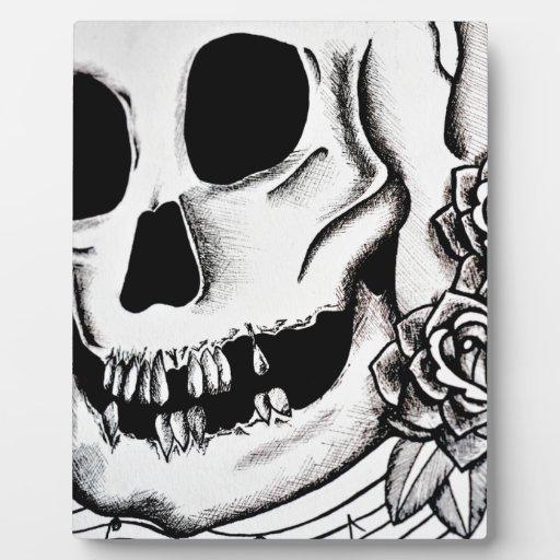 Cráneo Placas Con Fotos