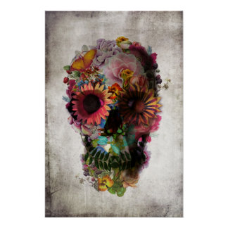Cráneo Posters