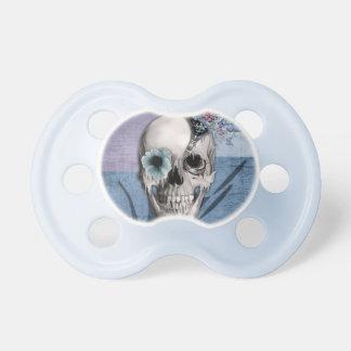 Cráneo razonable del azúcar chupetes de bebé