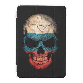 Cráneo ruso adaptable de la bandera cover de iPad mini