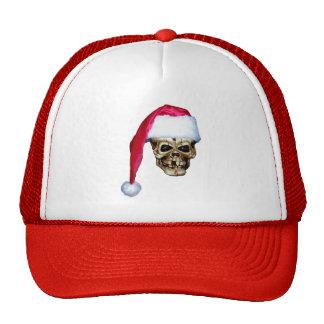 Cráneo Santa Gorros