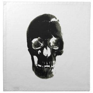 Cráneo Servilleta De Papel