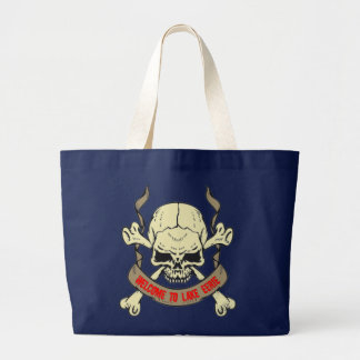 Cráneo skull to welcome lake eerie