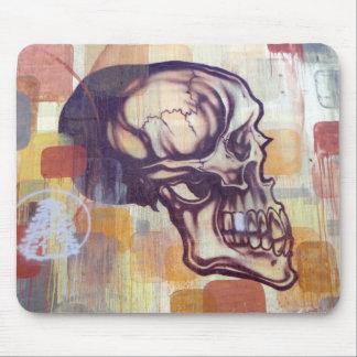 Cráneo Tapete De Ratón