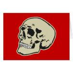 Cráneo Tarjeta