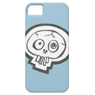 Cráneo tonto funda para iPhone SE/5/5s