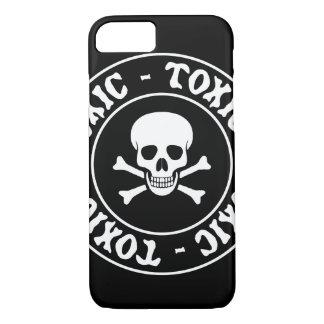 Cráneo tóxico funda iPhone 7