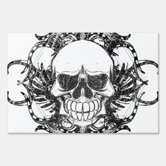 Cráneo tribal