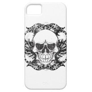 Cráneo tribal iPhone 5 Case-Mate cárcasas