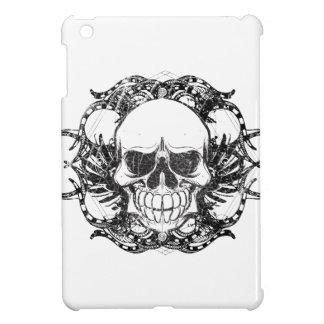 Cráneo tribal iPad mini coberturas
