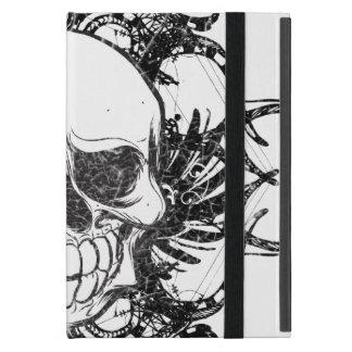 Cráneo tribal iPad mini protector