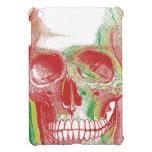 Cráneo tricolor de Rasta iPad Mini Cárcasa