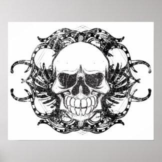 Cráneo urbano tribal