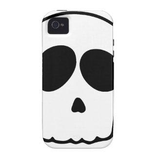Cráneo Vibe iPhone 4 Funda