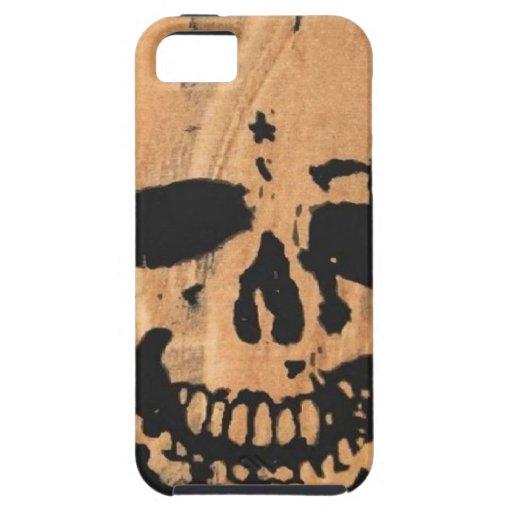 cráneo y bandera pirata no2. iPhone 5 funda