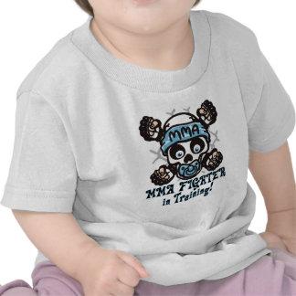 Cráneo y Binky del Muttahida Majlis-E-Amal Camiseta
