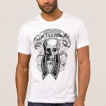 Cráneo y cuello del FLT de las personas impares Camisas