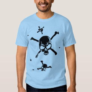 Cráneos 2 (ganador del TBA!) Camisas