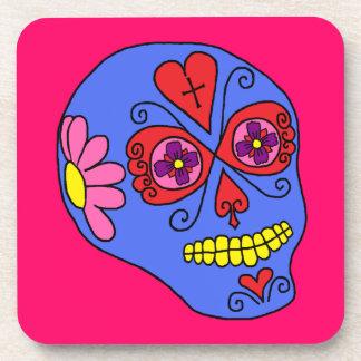 Cráneos adaptables del azúcar posavasos