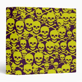 Cráneos adaptables y bandera pirata