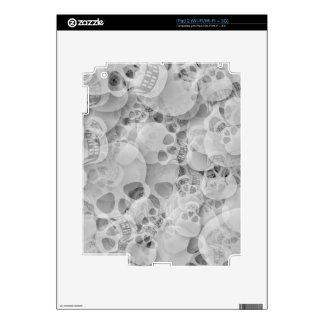 Cráneos Calcomanías Para El iPad 2