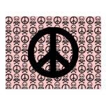 Cráneos de la paz postal