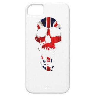 Cráneos de la unión iPhone 5 protectores