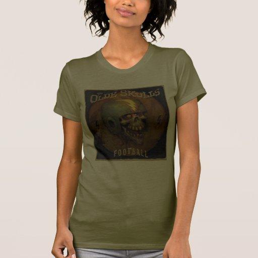 cráneos de YE Olde Camiseta