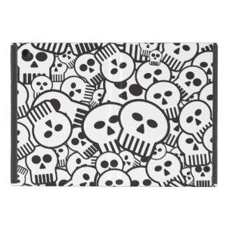 cráneos del azúcar iPad mini cárcasas