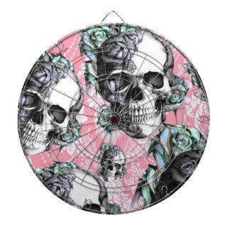 Cráneos del Rockabilly en primavera