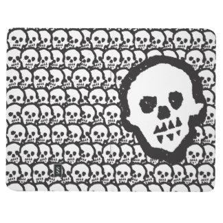 Cráneos del vudú de Youdo Cuadernos Grapados