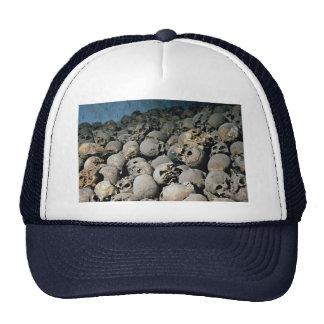 Cráneos en el monte Sinaí Oriente Medio Gorras De Camionero