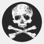 cráneos etiquetas
