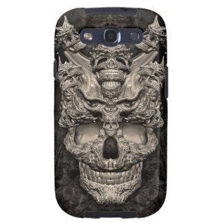 Cráneos Samsung Galaxy S3 Carcasas