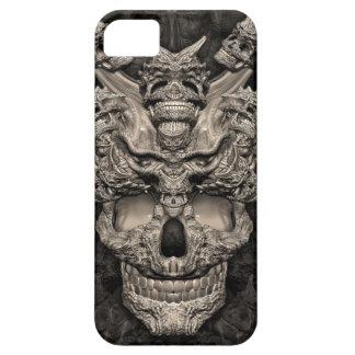 Cráneos iPhone 5 Carcasa