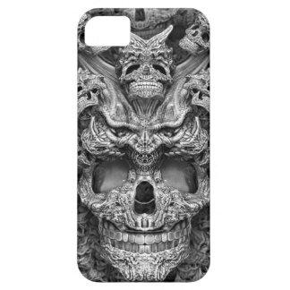 Cráneos Funda Para iPhone 5 Barely There