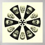 Cráneos Impresiones
