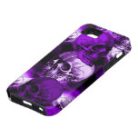 cráneos iPhone 5 Case-Mate carcasas